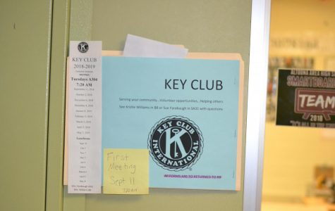 Key Club kicks off