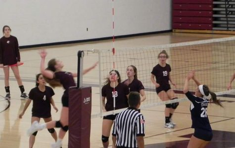 Lady Spikers face rival Hollidaysburg