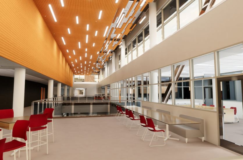 New Building: School will drive city's growth