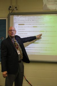 New teachers join school staff