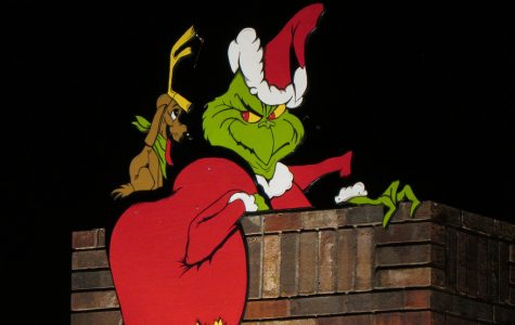 Dr. Seuss' The Grinch steals hearts