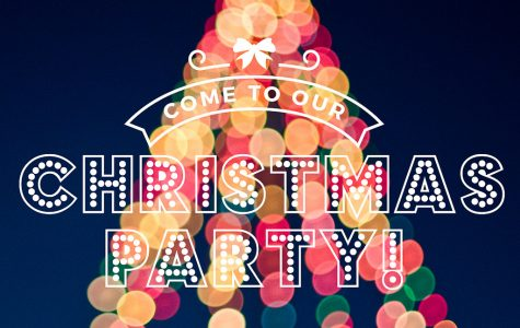 Organizations invite all district employees to Christmas party