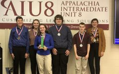 Scholastic scrimmage team completes season