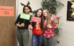 Student council members to spread cheer at Garvey Manor