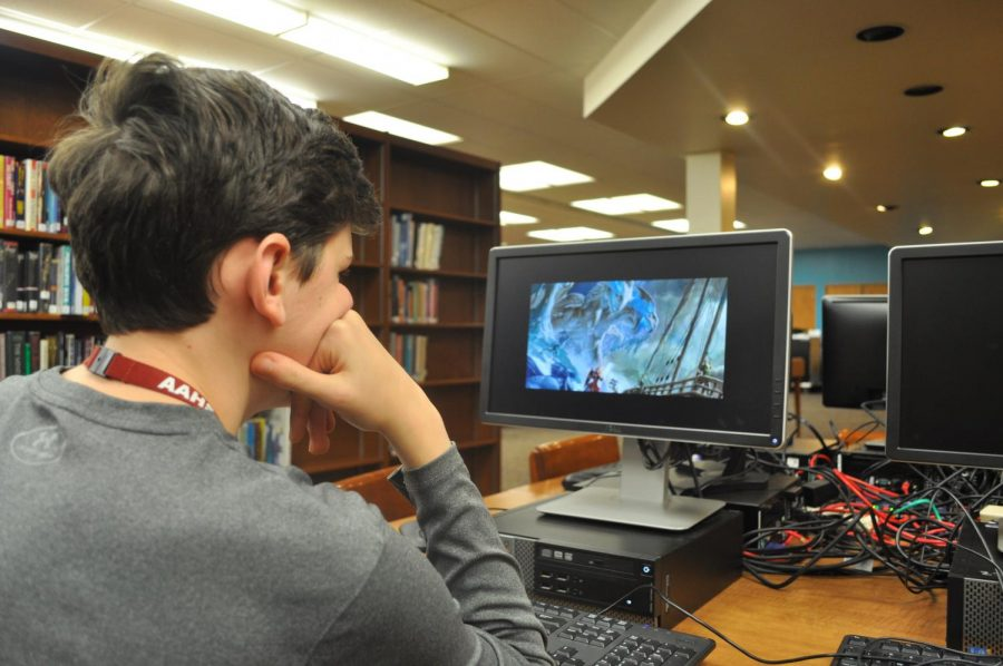 Computer club to participate in Dungeons and Dragons Day before break