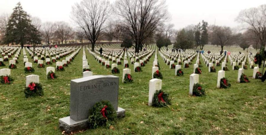 History students to visit Arlington cemetery