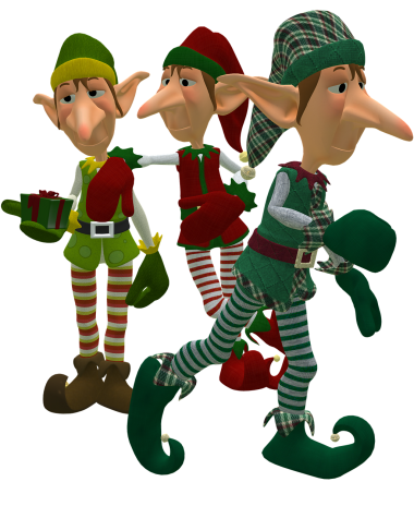 Special North Pole Report: Elves set to strike
