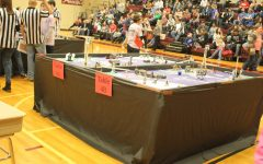 Honor society members volunteer at first Lego event