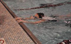 Swim meet on Dec. 17