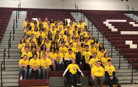 School community comes together in support of Deshong