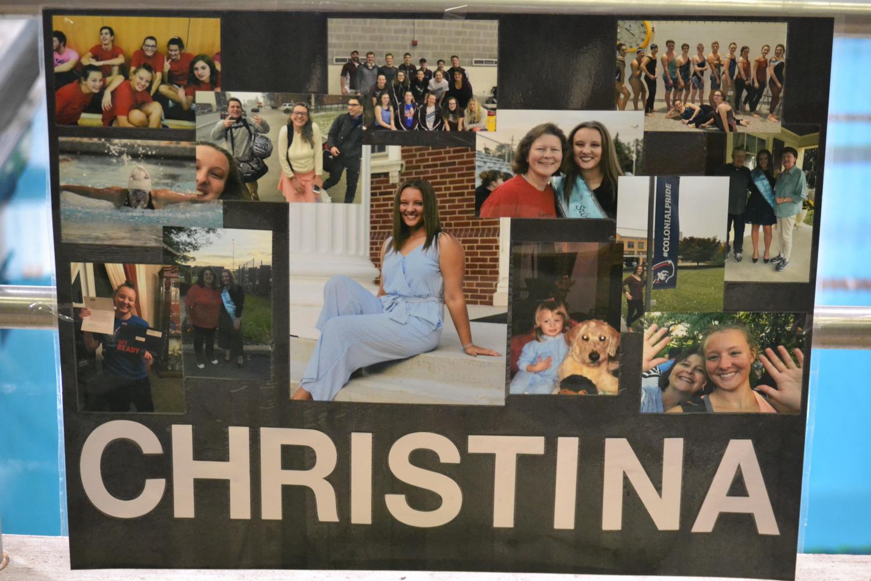 Christina+Brunette%27s+senior+poster.+
