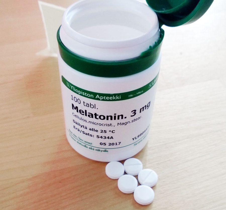 Research needed before taking melatonin, caffeine