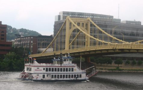 Students set sail to Pittsburgh