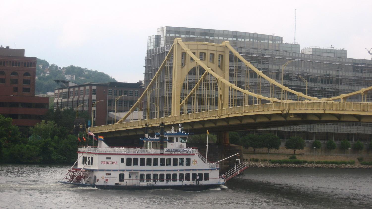 Let's Set Sail! The Spanish 3 and AP Spanish classes will go on a field trip on the Gateway Clipper in Pittsburgh. This trip is on May 30 during Spanish night. Students will be experiencing the different culture that the Spanish language offers.