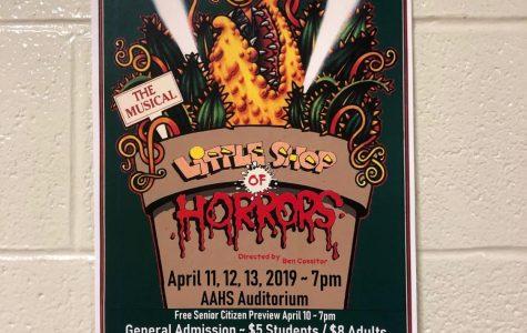 Little Shop of Horrors premiers April 11