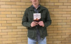 Fagan writes book for senior project
