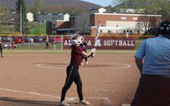 Girls' softball team defeats Hollidaysburg