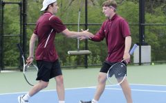 Seniors Rispoli, Brandt compete at tennis district finals