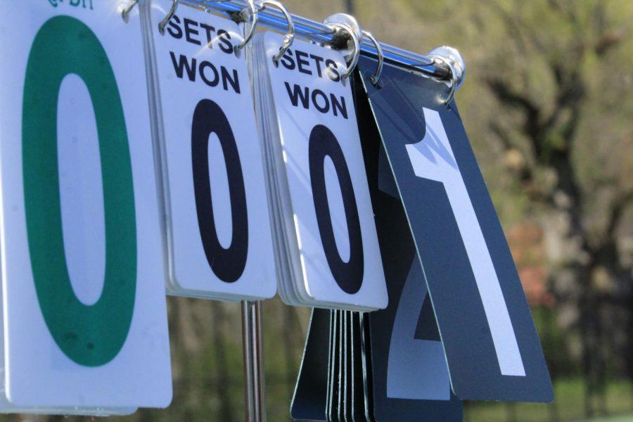 Scorekeeper+at+Penn+State+Altoona+tennis+courts+