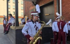 Band plans to perform for Dodson memorial volleyball game