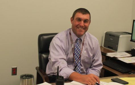 Welcome! This year the senior class will notice a new assistant principal. Vince Nedimyer Jr. takes over as the principal. Nedimyer is in charge of the senior class and coaching the football team.