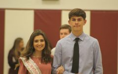 Homecoming candidates introduce themselves