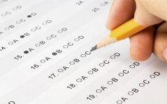 Students prepare for PSAT