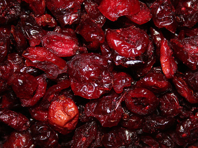 Cranberries: the Super Berry