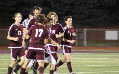 Boys' soccer team captures District VI Championship