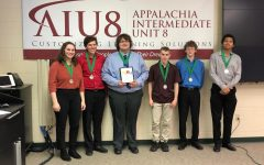 Scholastic scrimmage team places second in playoffs