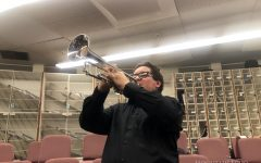 Jazz band, wind ensemble perform at winter concert