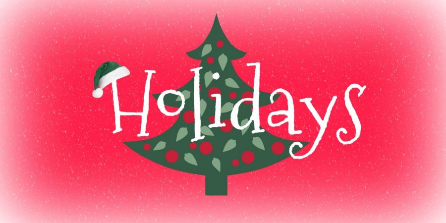 Girls league hosts holiday flurry