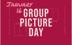 Group Photo Schedule for Jan. 16
