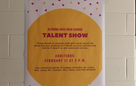 Talent Show auditions coming soon