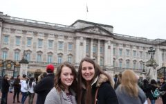 Cheerleaders become sisters in London
