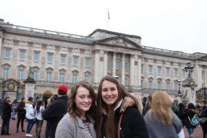 Cheerleaders become sisters in London