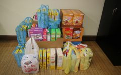 Cereal drive helps community