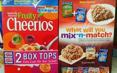 Student Council promotes cereal drive