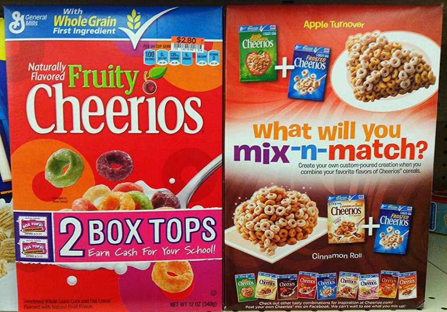 Bring+in+Those+Cereal+Boxes%21+Student+council+will+host+a+cereal+drive+during+the+middle+of+February.+The+cereal+drive+has+brought+help+to+families+in+need.+