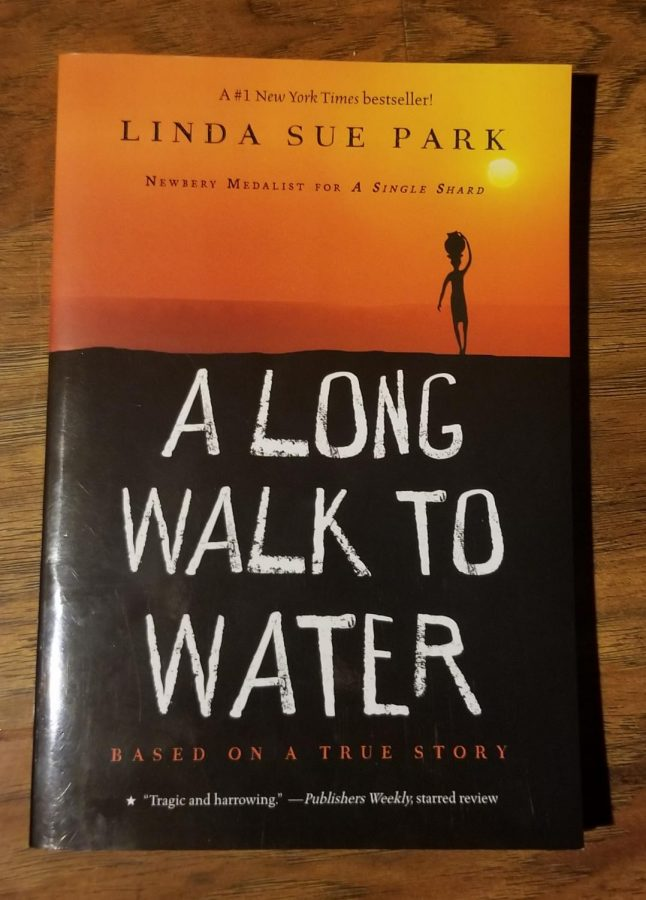 A Long Walk To Water tells a story of perserverance
