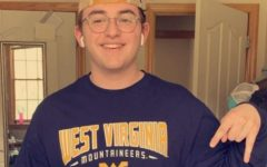 Senior Joseph Saylor will be furthering his education at West Virginia University.