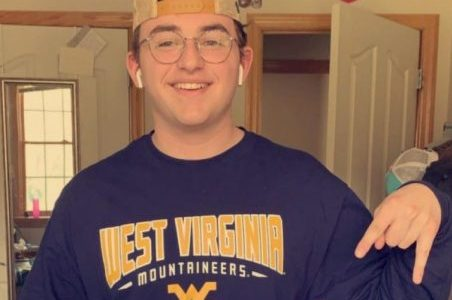 Senior Joseph Saylor will be furthering his education at West Virginia University.