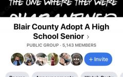 Seniors in the Blair County area are receiving gifts during quarantine. Shannon Stiteler a parent in Blair County created a Facebook page allowing community members to