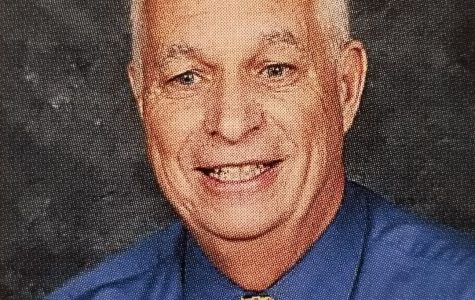 History teacher Rodger Fair will be retiring this year.