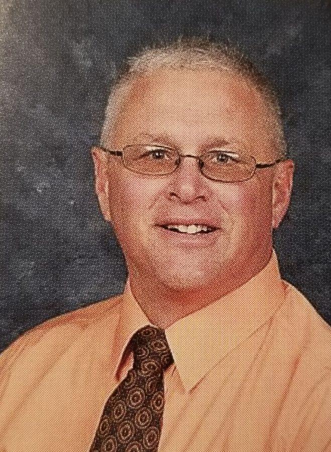 Work Coordinator John Allender will be retiring this year.