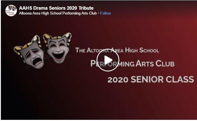 Drama club recognizes seniors
