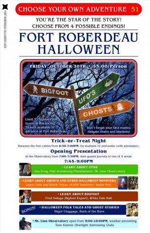 Tickets on sale for Halloween adventure
