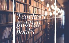 Two history teachers finalize book projects