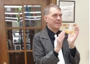 Hometown history teacher makes his own history