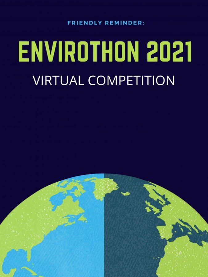 Envirothon goes virtual